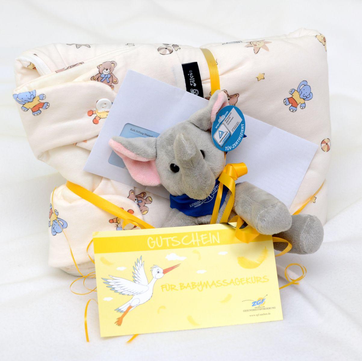 willkommensgeschenke für babys
